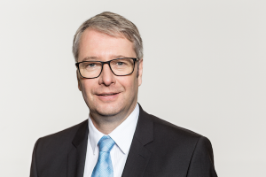 ZF CEO Stefan Sommer