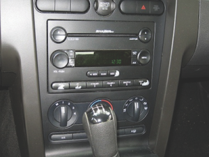 FM part missing on stereo