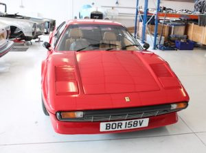 Top paint is a must for restorers
