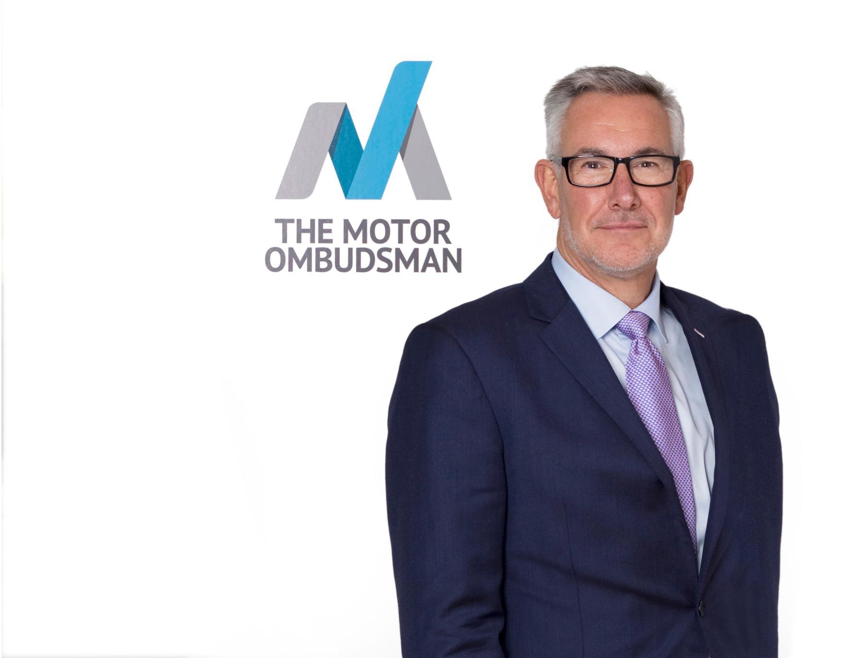 Bill Fennell, Managing Director of The Motor Ombudsman
