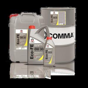 comma-oil