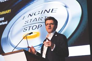 Gael Escribe at Nexus Conference 2016