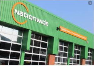 Nationwide has gone into administration
